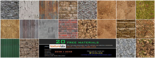 TextureLabs_TXPackPreview