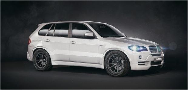 PiotrKoczan - BMW X5 E70